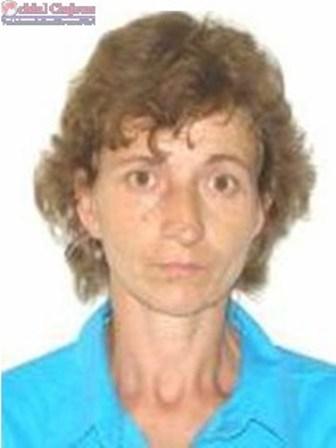 Femeie de 42 de ani din Turda a disparut de la domiciliu. Ati vazut-o?
