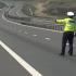 Cluj: Depistat în timp ce conducea cu 208 km/h pe Autostrada A3