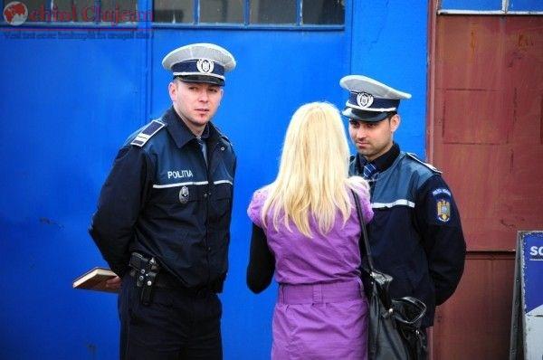 Femeie urmarita international, prinsa la Cluj