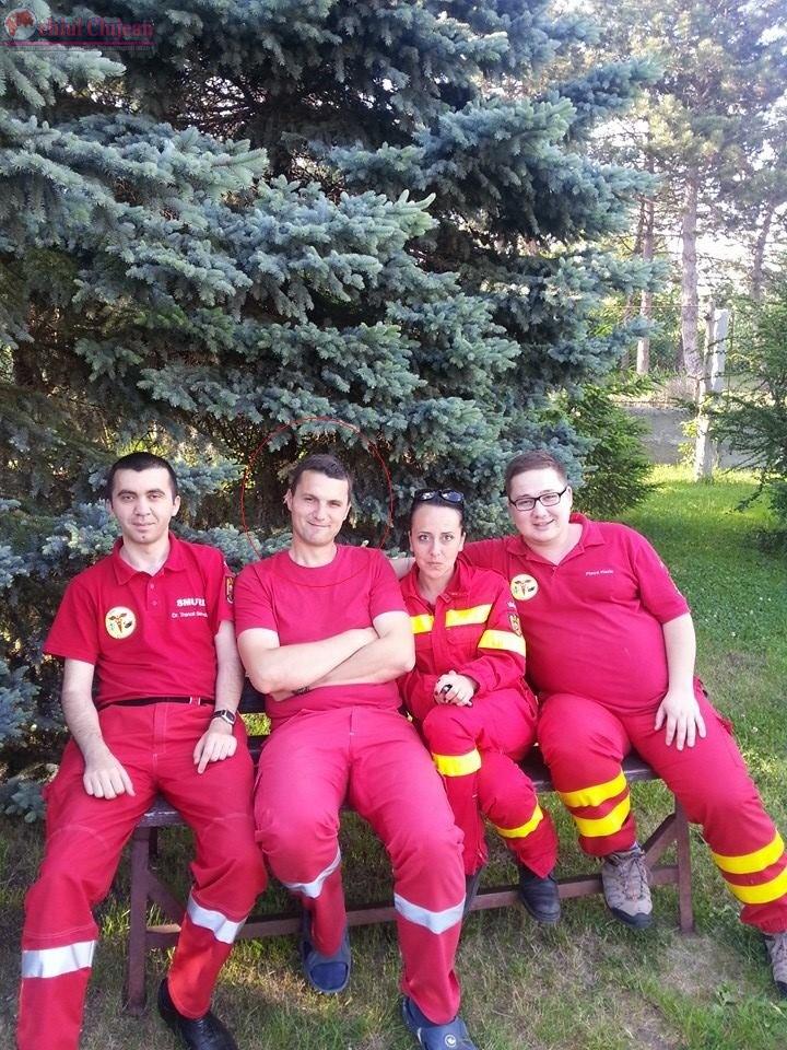 Un salvator are nevoie de ajutor! Florin Benea, paramedic la SMURD Cluj, lupta cu leucemia VIDEO