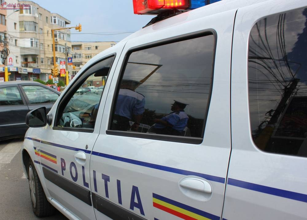 Motocicleta furata din Germania, depistata in trafic  de politistii clujeni