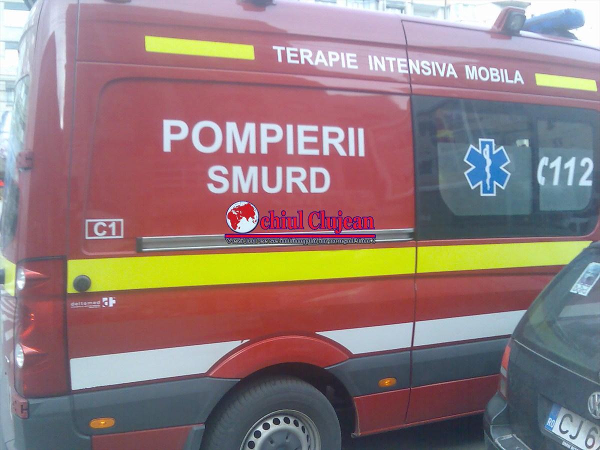 Accident de muncă în Florești! Un bărbat a ajuns în stare gravă la spital