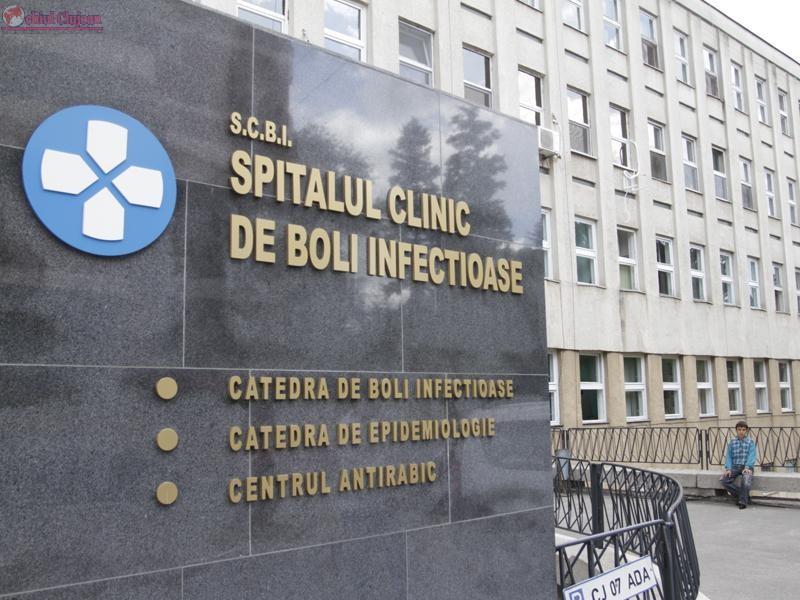 Activitate intensă la Camera de Gardă a Spitalului de Boli Infecțioase din Cluj