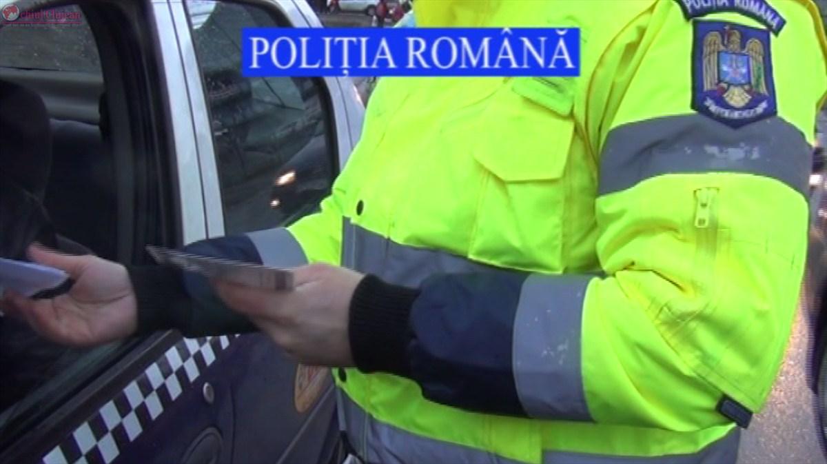 Actiune de amploare a politistilor clujeni in Floresti VIDEO