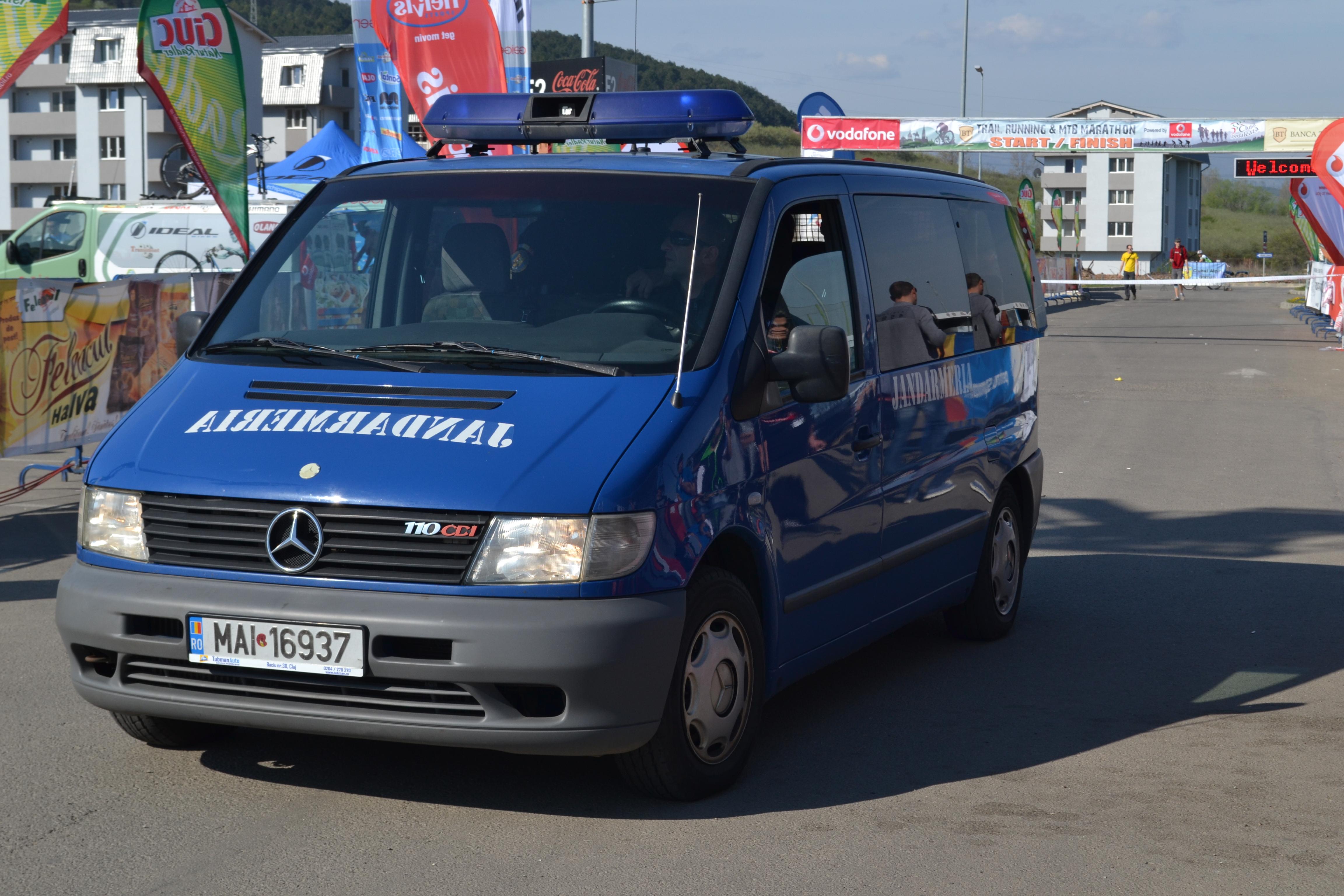 Jandarmeria Română se menține în topul încrederii românilor