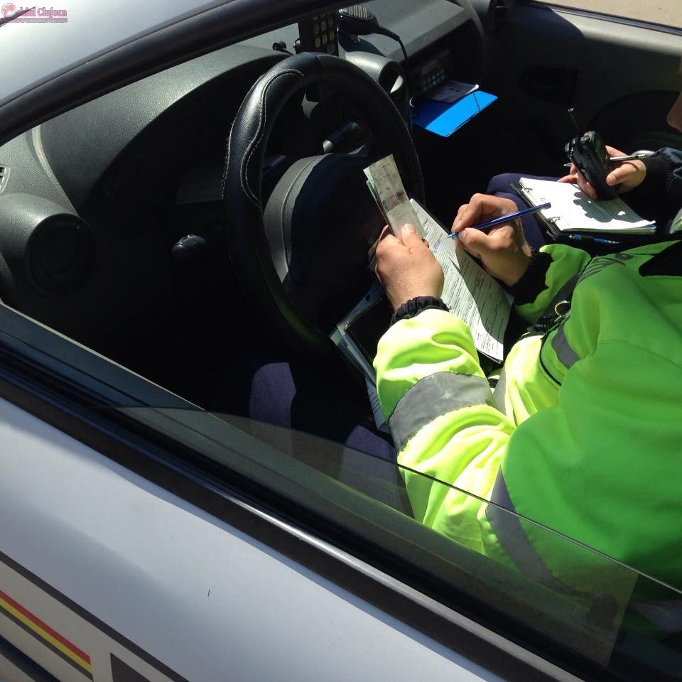 Radar în cascadă la Cluj. 11 șoferi au rămas fără permis