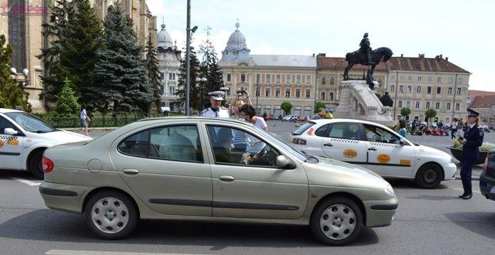 Saptamana sigurantei rutiere, la Cluj