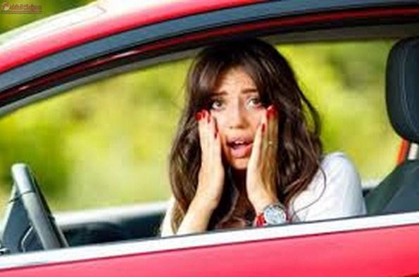 Conducătoare auto, fără permis de conducere, implicată într-un accident rutier la Turda