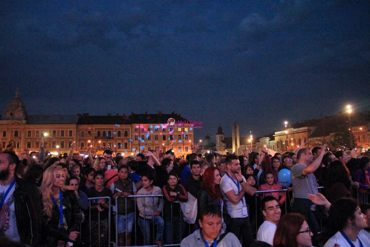 Ce puteți urmări, marți, 26 mai la Zilele Clujului