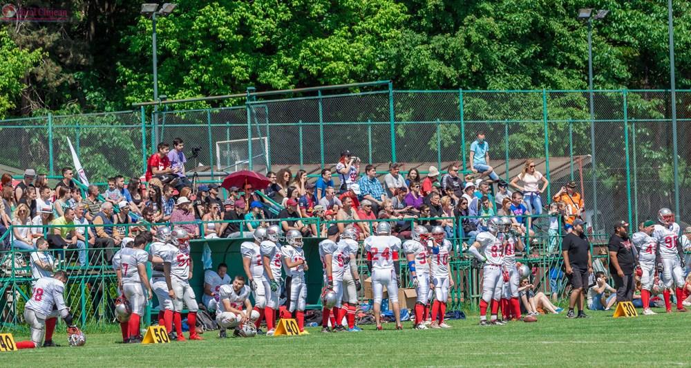 Cluj Crusaders s-a calificat ȋn finala ROBOWL VI