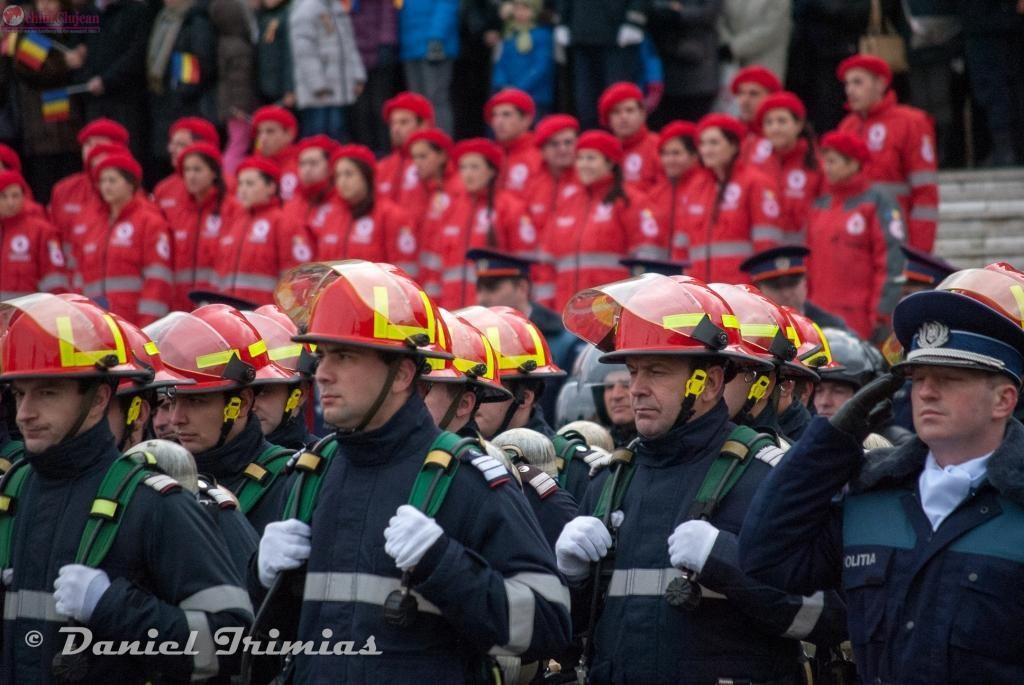 ISU Cluj: Invitație la Ziua Pompierilor din România