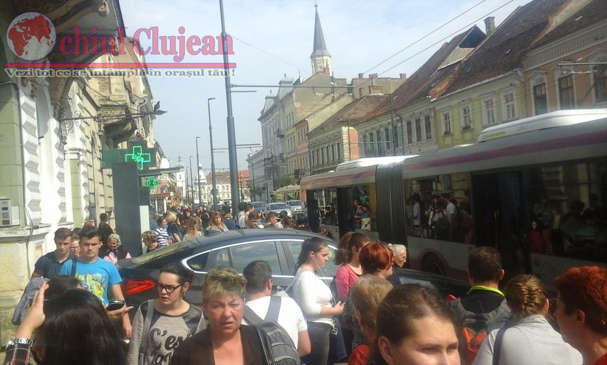 CTP Cluj eliberează abonamente gratuite și cu reducere pentru elevi în anul școlar 2015-2016