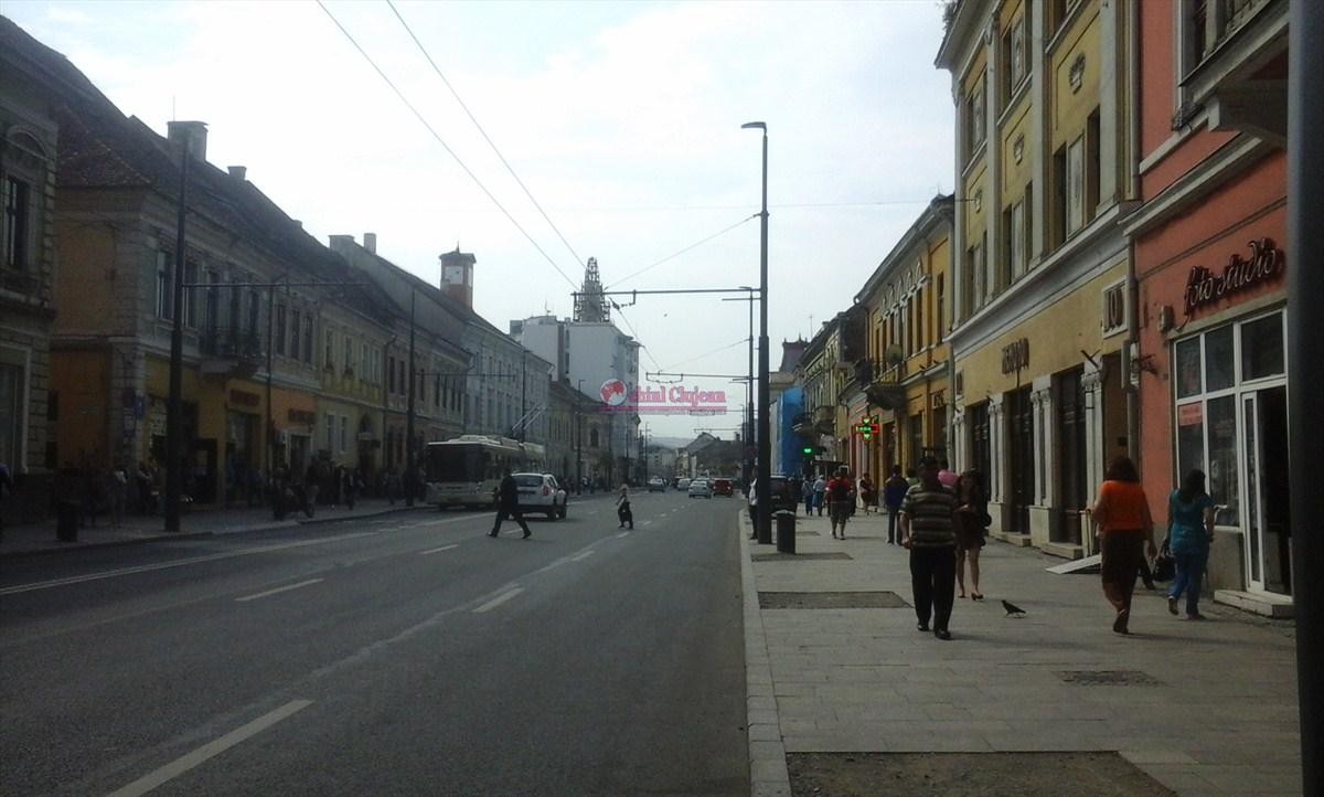 Razie în trafic la Cluj-Napoca! Polițiștii au reținut 9 permise de conducere și au aplicat sancțiuni de peste 13.600 de lei