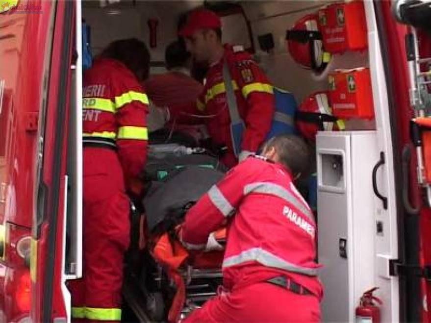 Accident MORTAL la Mica! Un pieton a traversat prin loc nepermis, iar o mașină l-a lovit