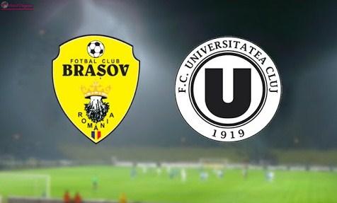 16 suporteri au interzis la meciul U Cluj-F.C Brașov
