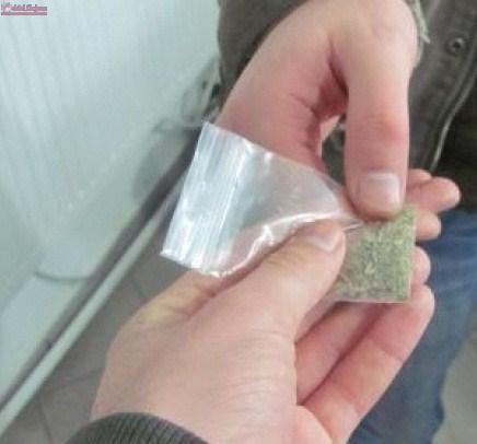 Cluj: Depistat cu droguri asupra sa