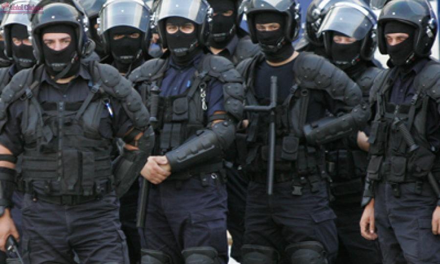 Jandarmii clujeni vor asigura măsuri de ordine publică la meciul dintre F.C. CFR 1907 Cluj  şi F.C. Voluntari