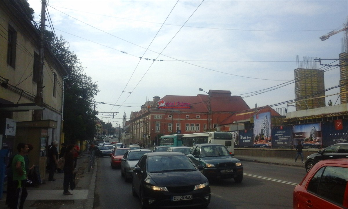 CTP Cluj anunta modificari privind circulatia pe Motilor