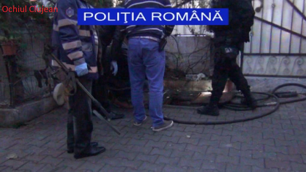 Bunuri sustrase,recuperate de politistii clujeni VIDEO