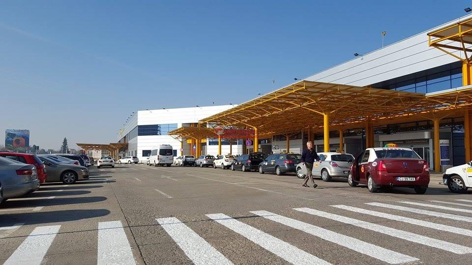 CJ Cluj: A fost deblocată problema construirii parkingului de la Aeroport
