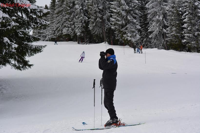 Recomandari ale jandarmilor montani clujeni pentru siguranta iubitorilor muntelui