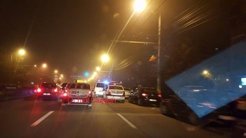 Turdean, depistat în trafic la volanul unui autoturism, deși avea permisul anulat