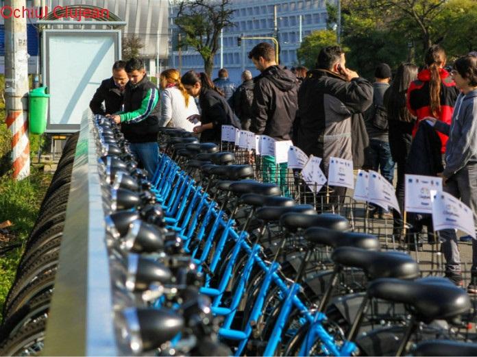 Primăria Cluj-Napoca: Sistemul de bike-sharing va fi repus în funcțiune de vineri 4 martie