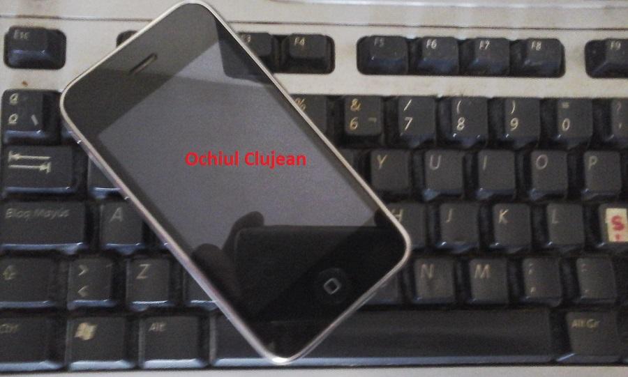 Cluj: Vand Iphone 3s – FOTO