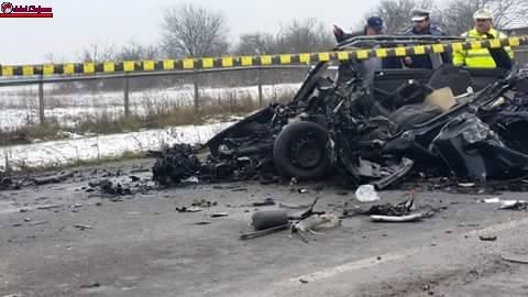 Accident MORTAL în Satu-Mare! O tânără din Sălaj a murit – FOTO