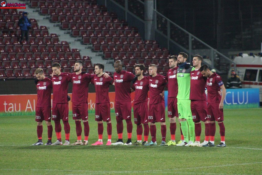 CFR Cluj-Tom Tomsk 3-2 ! Ardelenii au câştigat primul amical din Cipru