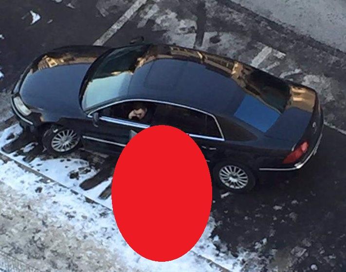 Prinși într-o parcare din Mănăștur. Unul dintre ei încerca să taie un stâlp UPDATE Clujean sancționat privind deranjarea linistii publice – FOTO
