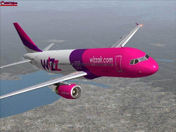 Wizz Air lansează curse aeriene Cluj-Napoca – București din această vară