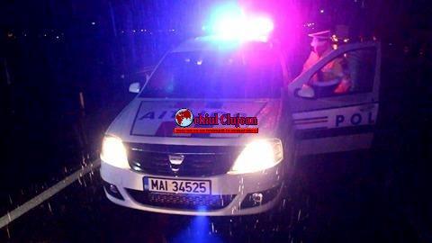 Cluj: Pieton mort de beat, rănit  de mașină în Apahida