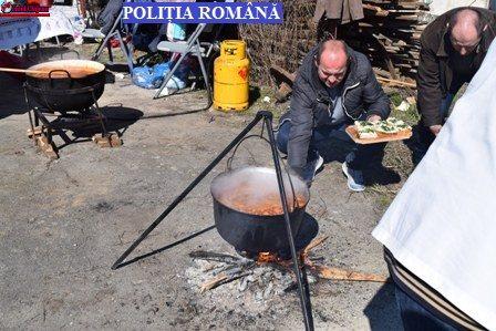 Sălaj: Concurs de gătit pentru polițiști  FOTO