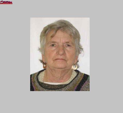 Femeie de 77 de ani din Turda, a dispărut. Dacă o vedeţi, nu ezitaţi să apelaţi 112 FOTO