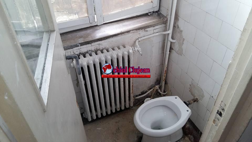 Policlinică mare din Cluj are mari probleme cu amenajarea. Vezi detalii FOTO