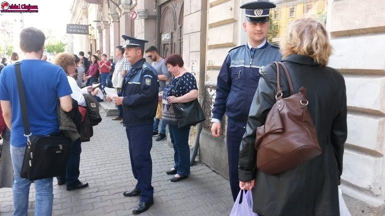 """Poliția Cluj: Recomandări pentru """"cumpărături în siguranță"""""""