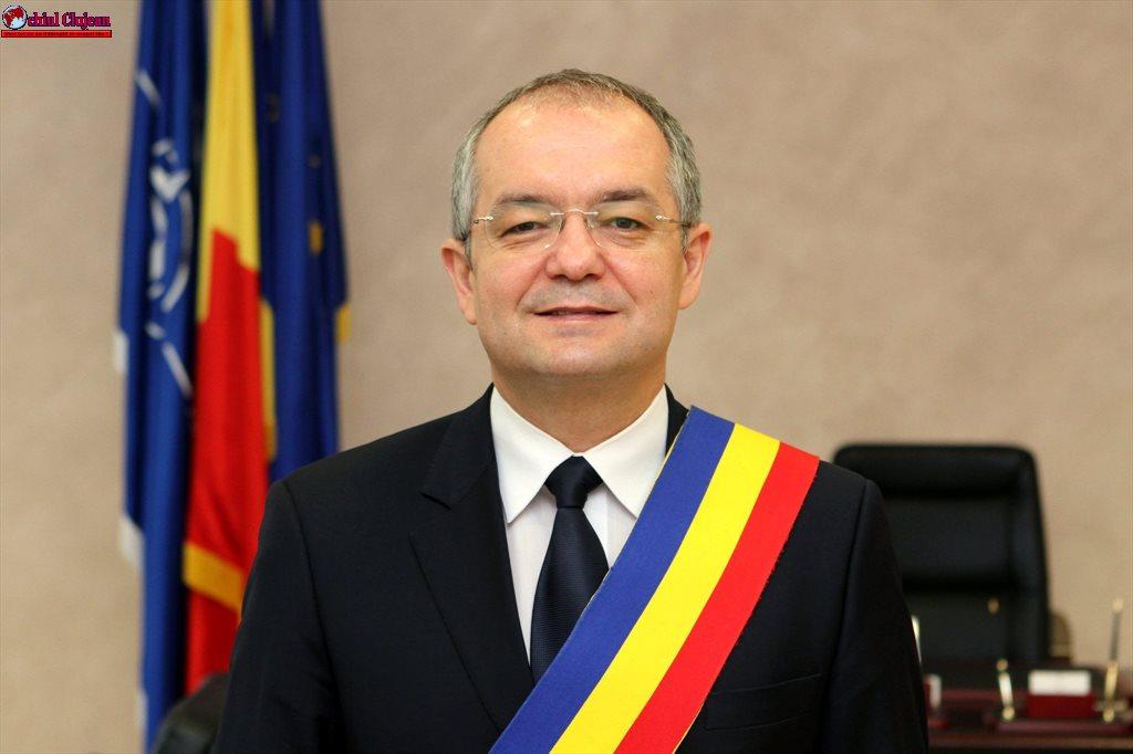 Mesajul de Paște al primarului Emil Boc