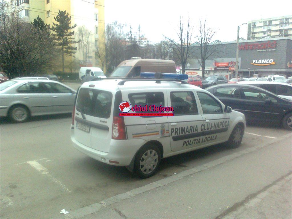 Cluj-Napoca: Sancțiuni de peste 1000 de lei aplicate pentru autovehiculele de mare tonaj depistate fără autorizație de liberă trecere