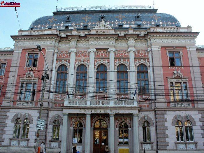 Bătaie între doi judecători la Curtea de Apel Cluj