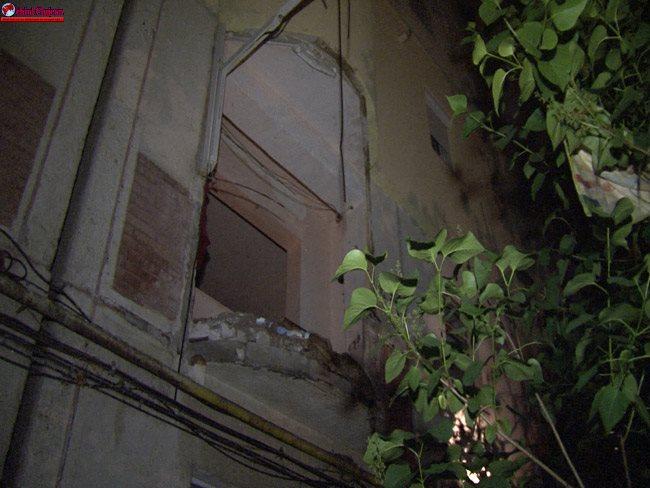 Explozie într-un bloc din Turda! O persoană  a murit, iar mai multe locuințe au fost afectate FOTO