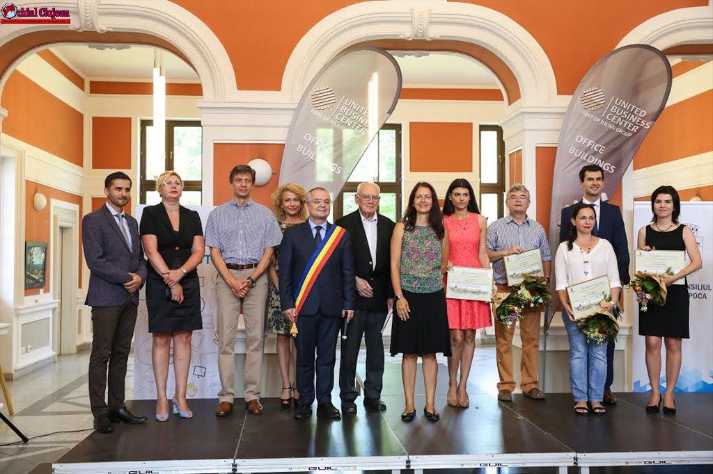 """Câștigătorii concursului """"Premiul Rada Mihalcea pentru Tineri Cercetători în Știință și Inginerie"""" – ediția a II-a"""