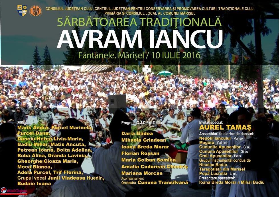 Cluj: Sărbătoarea tradiţională de la Crucea Iancului