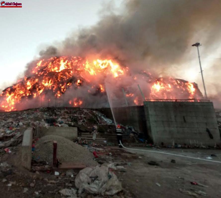 Cluj: Incendiu la Pata Rât