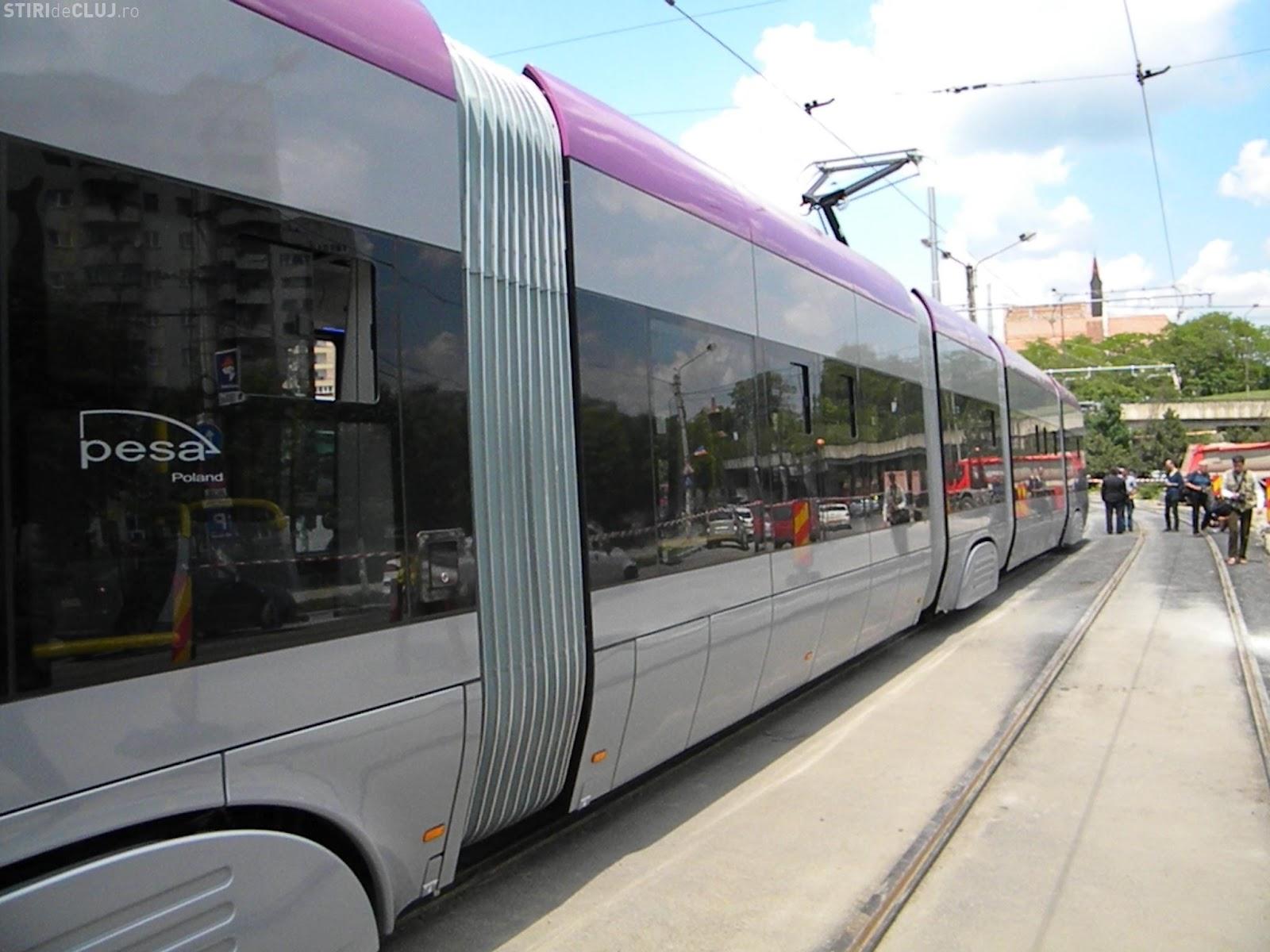 CTP: Circulația tramvaielor va fi oprită în perioada 27-28 august. Vezi detalii!