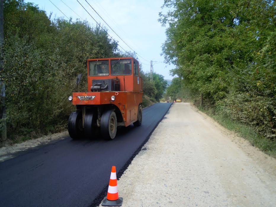 CJ Cluj – Noi suplimentări de fonduri pentru modernizarea drumurilor județene