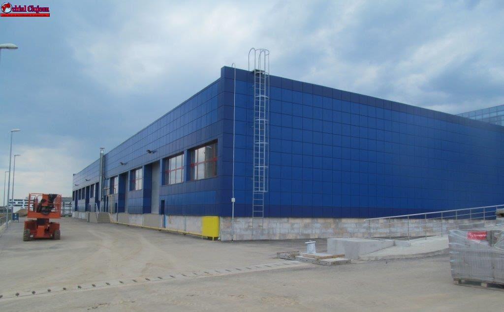 Extinderea Parcului Industrial TETAROM I a intrat în etapa finală FOTO