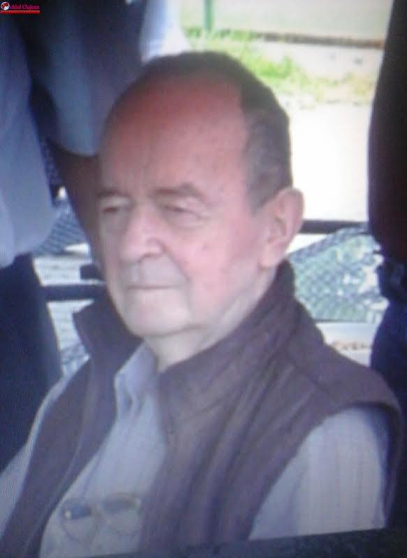 L-ați văzut, sunați la 112! Bărbat de 75 de ani, din Cluj-Napoca, dispărut de acasă FOTO