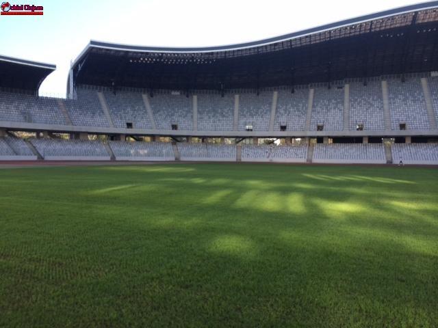 CJ CLUJ: Cluj Arena, pregătit pentru meciul România – Danemarca