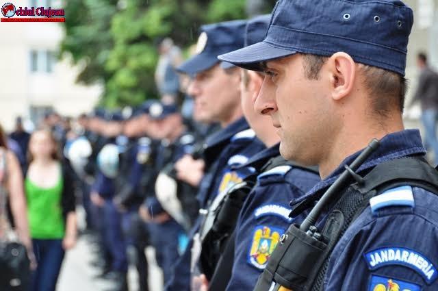 Jandarmii clujeni vor asigura măsuri de ordine publică la  partida de baschet feminin  C.S. ,,Universitatea'' Cluj-Napoca și C.S.U. ,,Olimpia'' Brașov